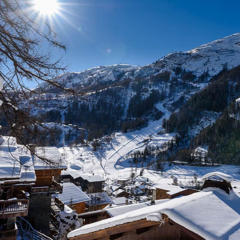 Lancement de la saison de ski 2019-20 sur Tignes